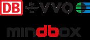 Logo db Mindbox, db regio, vvo
